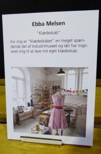 Industrimuseet, Seriøst strik 039